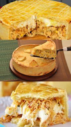 Finger Foods, Apple Pie, Pizza, Quiche, Buffet, Low Carb, Desserts, Recipes, Brazil