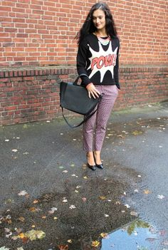 Comic Book Chic | Styleclouds