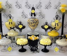 The Couture Candy buffet Company by The Couture Candy Buffet Company, via Flickr