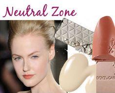 Neutral Natural look.. for brown eyes, blonde hair and fair/peach skin