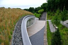 Galería de Centro de visitantes en el Jardín Botánico de Brooklyn…