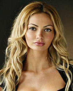 GIA SKOVA - Russian actress and supermodel