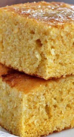 Sweet Buttermilk Cornbread