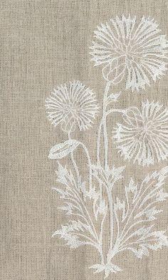 'Leh Kush' Fabric Swatch