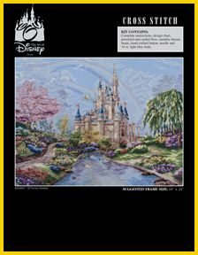 Disney Castle (More Disney in Link)