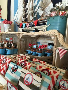 Mickey Mouse Birthday Party Ideas | Photo 1 of 35