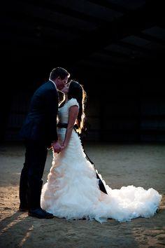 Organza #Ruffles | Modest Wedding Dress | Simply Elegant | simplyelegantforyou.com