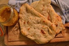 Sourdough Naan Bread Recipe - a simple,easy and delicious Indian bread