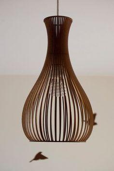 Porzellan-inspirierten Laser geschnittene Holz von baraboda auf Etsy