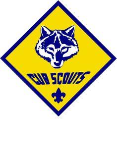 Cub Scout Wolf 1SVG SCAL Cricut