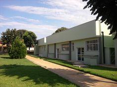1 Jardim ao lado do Complexo de Clínicas - Faculdade de Odontologia de Araçatuba - Unesp
