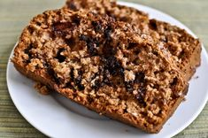 oatmeal chocolate chip bread