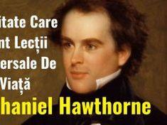 Nathaniel Hawthorne – 15 Citate Care Sunt Lecții Universale De Viață Norman Vincent Peale, Haruki Murakami, Keanu Reeves, Leo, Motivation, Literatura, Lion, Inspiration
