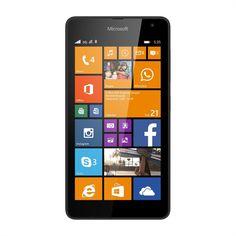 Microsoft Lumia 535 - black Windows 8.1 GPS