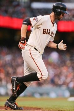 San Francisco Giants Brandon Belt