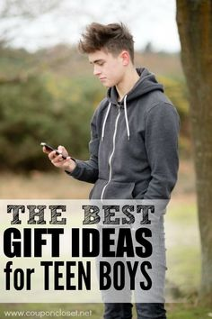 Here are the best Christmas Gifts for Teen Boys. Here are 25 of the Best Christmas gifts for boys that your teenage son will love.