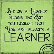 take yourself on a journey to professional learning learning