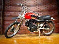 Steve McQueen's 1971 Husqvarna 400