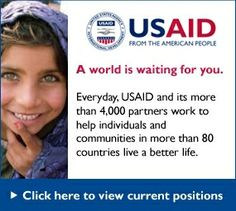 Recommended website from US State Dept. visit for other international development job postings