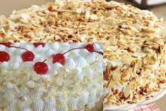 Σύνθεση τούρτας αμυγδάλου – Καρανίκος Ιωάννης Grains, Rice, Food, Essen, Meals, Seeds, Yemek, Laughter, Jim Rice