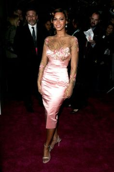 In honor of Queen B's birthday, we're celebrating by looking back at her epic style evolution: