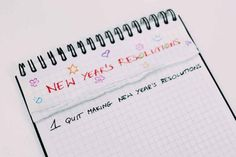 This is because we know that we can do well without those resolutions and have a regular life. Instead, take those resolutions that can make your life better and give it a meaningful change. Bullet Journal Mood, Bullet Journal Layout, Coaching, New Year Goals, Happy New Year Everyone, Mood Tracker, Be A Nice Human, New You, Mental Health