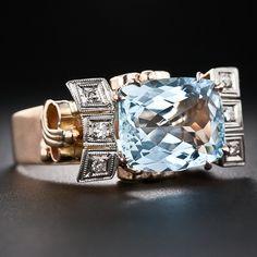 Vintage Jewelry diamond engagement ring #rings www.finditforweddings.com
