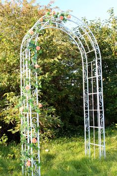 Decorative arch for hire for Hertfordshire weddings | Wedding DJ ...