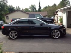 Make:  Audi Model:  A4 Year:  2009 Body Style:  Sedan Exterior Color: Black Interior Color: Black Doors: Four Door Vehicle Condition: Very Good  Phone:  218-393-1659  For More Info Visit: http://UnitedCarExchange.com/a1/2009-Audi-A4-412533948403