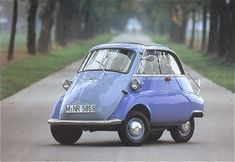 BMW Isetta 250C  I had a red one,loved it!!!