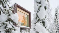 Arctic TreeHouse Hotel -Rovaniemi, Lapland, Finland