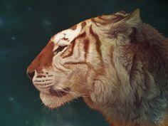 Tiger by Shiba-Inuuu