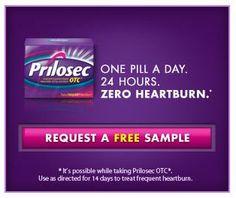 Free Sample Prilosec OTC