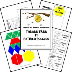 Free Honey Bee Unit Study Lessons and Lapbook Printables