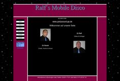 Ralf's Mobile Disco. Kracher!