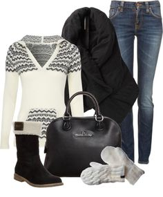 """""""Nordic Beauty"""" by orysa on Polyvore"""