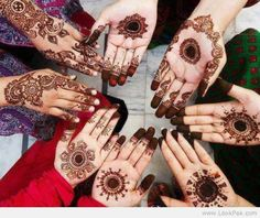 Applying of mehndi is a beautifultradition in Asian countries on different occasions. It is applied on festivals like teej, karva chauth,Eid, and wedding ceremonies. There are different types of mehndi typed which have their own design and reveal their beauty on the hands and feet of the wome