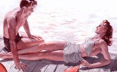 Harry Anderson art!