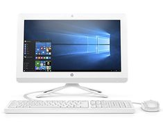 HP All-in-One Computer, Intel Celeron RAM, Hard Drive, Windows 10 White) - Compare Prices on Huffprice Quad, Hp Pavilion, Windows 10, Pc Hp, Esthetics Room, Hard Ware, All In One Pc, Bluetooth, Shopping