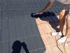For a perfect job you need a fast and cost-efficient project to protect your roof. A&A Advanced Roof Restoration are here to help you. Roof Restoration, Roof Paint, Roofing Services, Painting Services, Wakefield, Gold Coast, A Team, Louvre