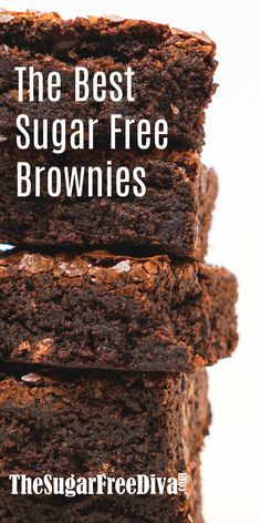 Sugar Free Deserts, Sugar Free Sweets, Sugar Free Cookies, Sugar Free Recipes, Diet Desserts, Low Sugar Desserts, Diabetic Recipes, Diabetic Sweets, Deserts