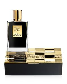Kilian From Dusk Till Dawn Woman in Gold Eau de Parfum Refillable Spray 1.7 oz.