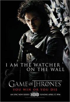 Game of Thrones : photo Kit Harington