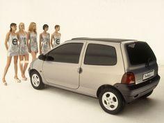 "Renault Twingo ""Elite Agency"" '1997"