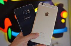 """Su HDBlog è sfida tra """"Plus"""": Apple iPhone 6s Plus vs Samsung Galaxy S6 edge+ http://www.sapereweb.it/su-hdblog-e-sfida-tra-%c2%93plus%c2%94-apple-iphone-6s-plus-vs-samsung-galaxy-s6-edge/          Oggi, su HDBlog, è sfida tra """"plus"""". Dopo aver effettuato le rispettive recensioni, abbiamo messo sotto la lente della nostra videocamera il nuovo iPhone 6s Plus ed il Galaxy S6 edge+. Due device che rappresentano i """"top di gamma"""" di Apple e Sams"""