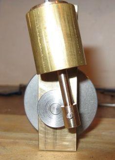 Simple Steam Engine - Cylinder