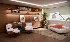 A Modern Office Decoration Clinic Interior Design, Clinic Design, Therapist Office Decor, Garage To Living Space, Modern Office Decor, Medical Office Design, Decoration, Home Decor, Psychology Clinic