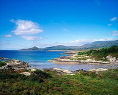 Caherdaniel, Sullivan homeland on the Ring of Kerry, Ireland