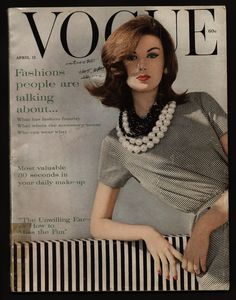 1960 dorothea mcgowan for vogue