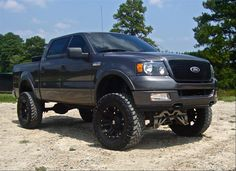 "Ford F-150 Lifted | Ford F150 SuperCrew Cab FX4 Styleside Pickup 4D 5 1/2 ft ""Lifted F150 ..."